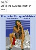 eBook: Erotische Kurzgeschichten