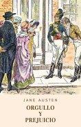 eBook: Orgullo y prejuicio (Clásicos de Jane Austen)