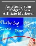 eBook: Anleitung zum erfolgreichen Affiliate Marketer