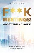 eBook: F**k Meetings Mindsets mit Mehrwert
