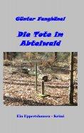 eBook: Die Tote im Abteiwald