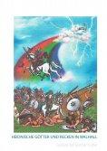 ebook: Heidnische Götter und Recken in Walhall
