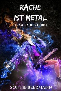 eBook: Rache ist Metal