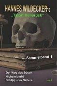 """eBook: Sammelband """"Tatort Hunsrück"""" Teil 1"""