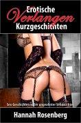 eBook: Erotische Kurzgeschichten - Verlangen