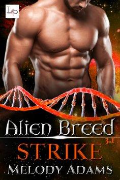 eBook: Strike - Alien Breed 3.1