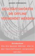 ebook: Geschäfts Wörter, die offline verwendet werden