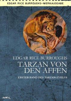 ebook: TARZAN VON DEN AFFEN
