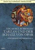 eBook: TARZAN UND DER SCHATZ VON OPAR