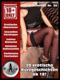 ebook: Erotische Kurzgeschichten ab 18 Jahren unzensiert