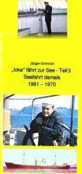 """eBook: """"Icke"""" fährt als Nautiker zur See"""