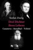 ebook: Drei Dichter ihres Lebens
