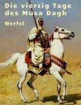 eBook: Franz Werfel - Die vierzig Tage des Musa Dagh