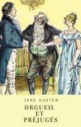 ebook: Jane Austen : Orgueil et préjugés