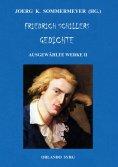 ebook: Friedrich Schillers Gedichte. Ausgewählte Werke II
