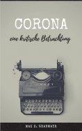 eBook: Corona - eine kritische Betrachtung