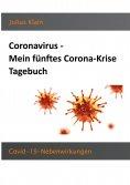 eBook: Coronavirus - Mein fünftes Corona-Krise Tagebuch