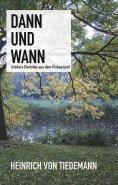 eBook: Dann und Wann