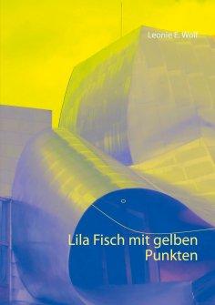 eBook: Lila Fisch mit gelben Punkten