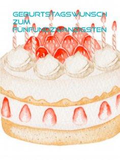 eBook: Geburtstagswunsch zum Fünfundzwanzigsten