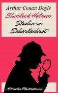 eBook: Sherlock Holmes - Studie in Scharlachrot