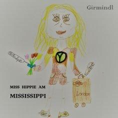ebook: Miss Hippie am Mississippi