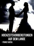 eBook: Hochzeitsvorbereitungen auf dem Lande