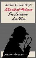 eBook: Sherlock Holmes - Im Zeichen der Vier