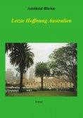 ebook: Letzte Hoffnung Australien