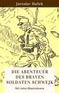 eBook: Die Abenteuer des braven Soldaten Schwejk