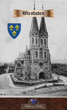 ebook: Woerl's Reisehandbücher Führer durch die Regierungsbezirkshauptstadt Wiesbaden und Umgebung