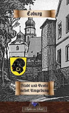 ebook: Coburg - Stadt und Veste nebst Umgebung