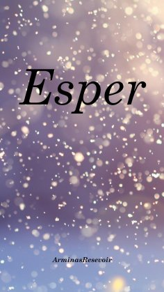 eBook: Esper