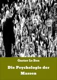 eBook: Die Psychologie der Massen