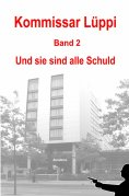ebook: Kommissar Lüppi - Band 2