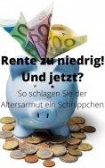 eBook: Rente zu niedrig! Und jetzt?
