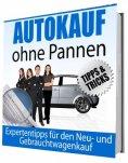 eBook: Autokauf ohne Pannen