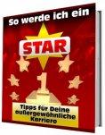 eBook: So werde ich ein Star