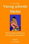 eBook: Vierzig schwüle Nächte (Band II)