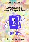 eBook: LIES MICH ! - Leseproben aus tollen Kinderbüchern