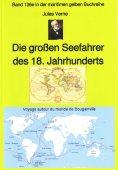 eBook: Jules Verne: Die großen Seefahrer des 18. Jahrhunderts - Teil 1