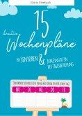 eBook: 15 kreative Wochenpläne