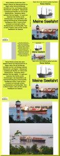eBook: Reiner Mothes: Meine Seefahrt