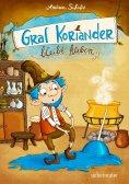 ebook: Graf Koriander bleibt kleben (Graf Koriander, Bd. 1)