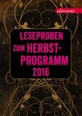 eBook: Ueberreuter Lesebuch Kinder- und Jugendbuch Herbst 2016