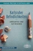 eBook: Karlsruher Befindlichkeiten