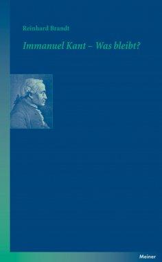 eBook: Immanuel Kant - Was bleibt?