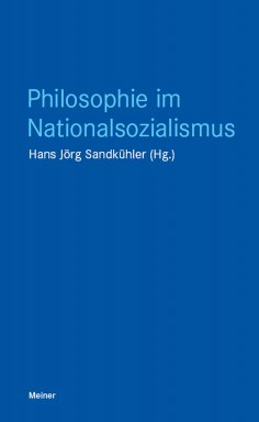 eBook: Philosophie im Nationalsozialismus