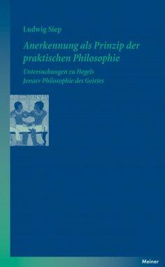 eBook: Anerkennung als Prinzip der praktischen Philosophie