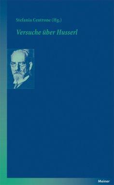 eBook: Versuche über Husserl